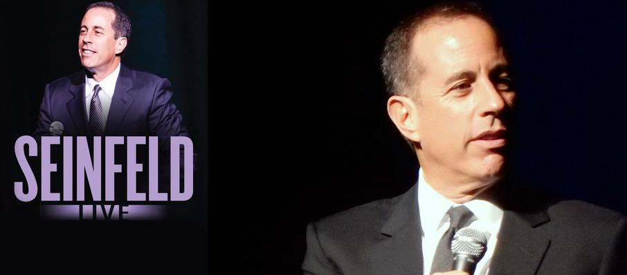 Jerry Seinfeld at Classic Center Theatre