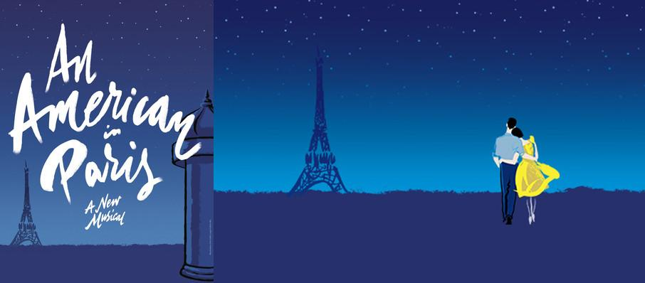 An American in Paris at Classic Center Theatre