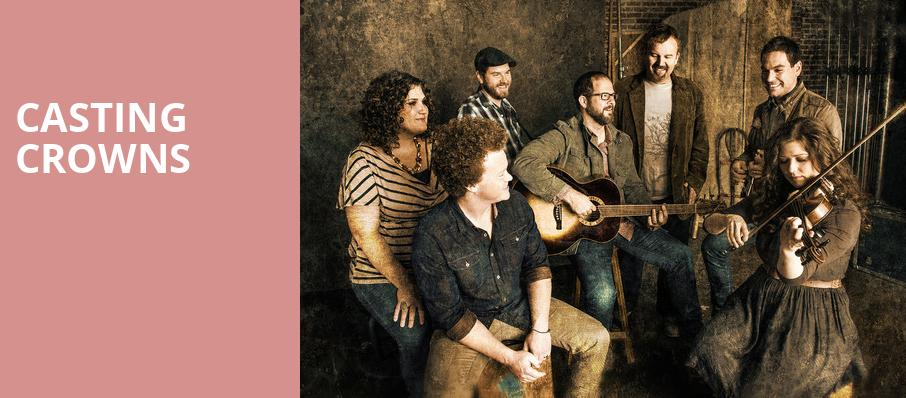 Casting Crowns, Classic Center Theatre, Athens